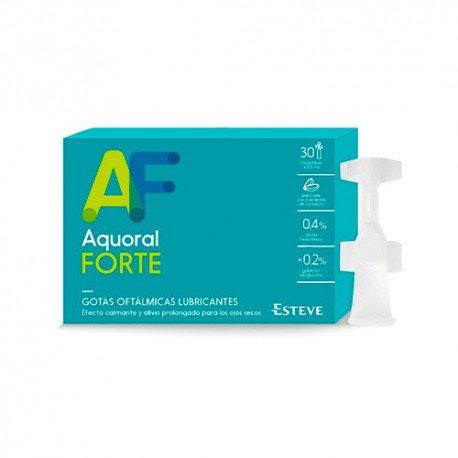 Aquoral Forte Multidosisgotas Oftalmicas Esteril
