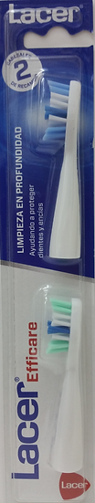 Cepillo Dental Electricolacer Efficare Recambios