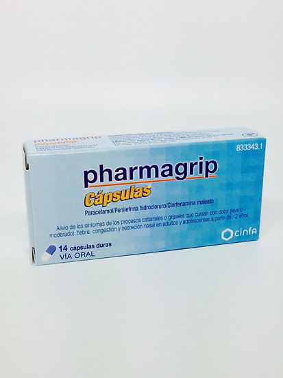 Pharmagrip14 Caps