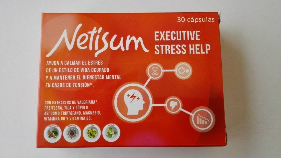 Netisum Executive Stress30 Caps