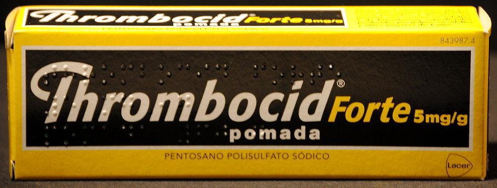 Thrombocid Forte5 Mg/G Pom 1 Tubo 60 G