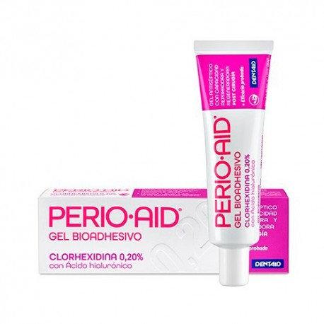 Perio Aid Gel Bioadhesivo Clorhexidina 0,20%
