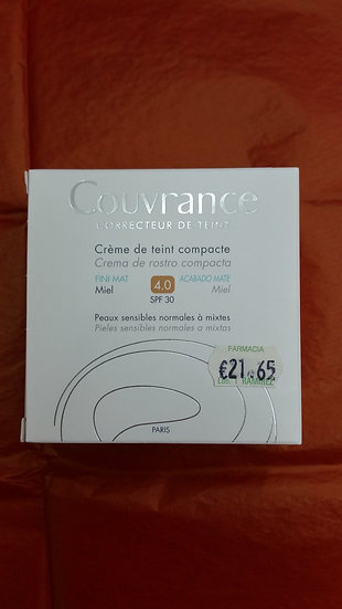 Avene Couvrance Crema Co9.5 G Miel