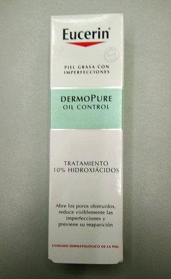 Eucerin Dermopure Oil Control Trat 10% Hidrox.