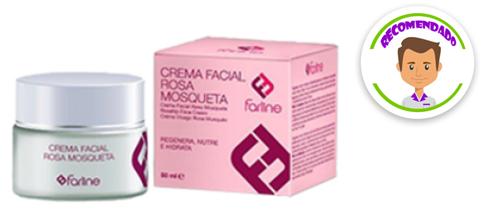 Farline Crema Facial Rosa Mosqueta 50Ml