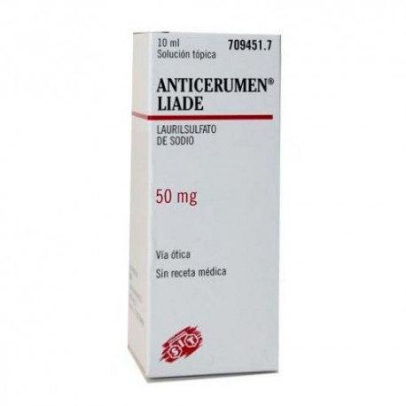 Anticerumen Liade50 Mg/Ml Gotas Oticas So