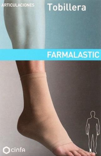Tobillerafarmalastic T- Med