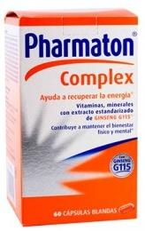 Pharmaton Complex Caps60 Caps