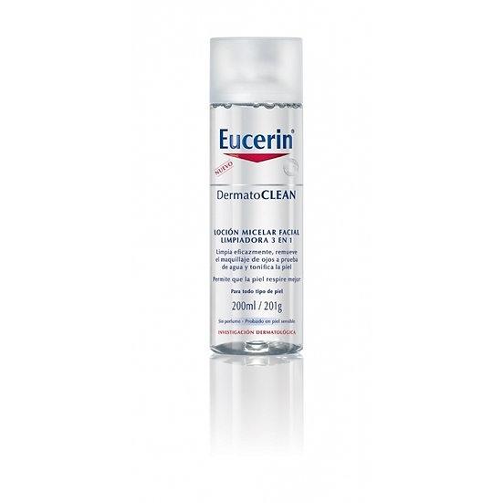 Eucerin Dermatoclean 3 E200 Ml
