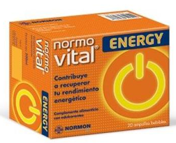 Normovital Energy Amp Be20 Amp