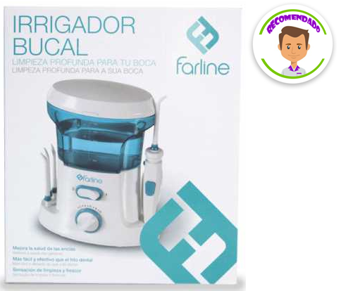 Irrigador Bucalfarline