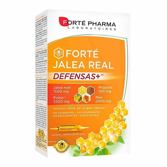 Forte Jalea Real Defensa20 Amp 15 Ml
