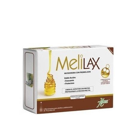 Melilax Microenemas10 G 6 Unidades