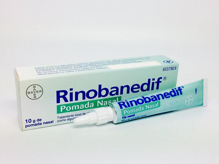 Rinobanedifpom Nasal 1 Tubo 10 G