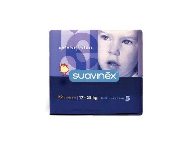 Suavinex Pañal Infjunior 17 A 25 Kg 18 U