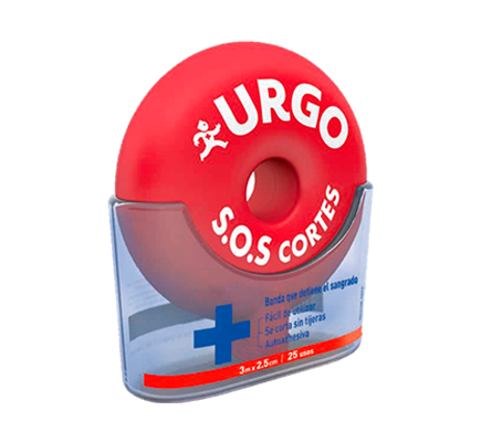 Urgo Sos Cortesbanda Autoadhesiva Recor