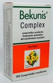Bekunis Complex100 Compr Rec