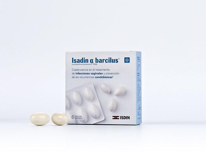 Isadin Alfa Barcilus Cap6 Caps