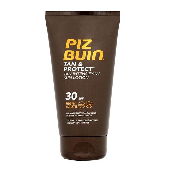 Piz Buin Tan&Protect 30Locion Solar Intensifica