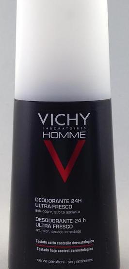 Vichy Homme Desodorante100 Ml