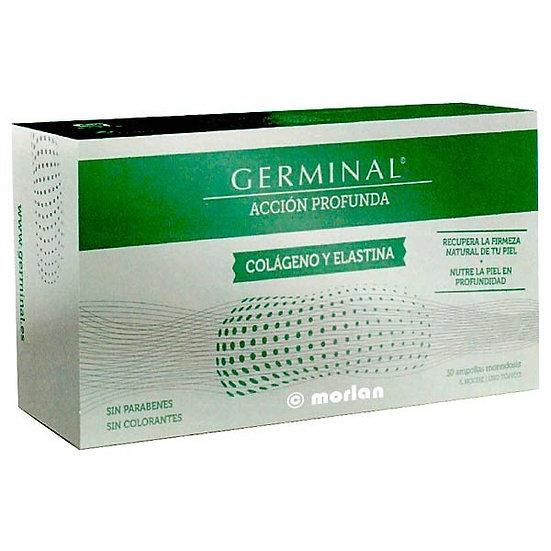 Germinal Accion Profunda1 Ml 30 Amp