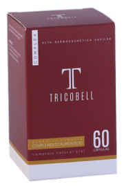 Tricobell Complex 60 Caps