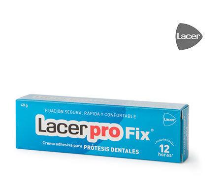 Lacer Profix Crema Fijadadhesivo Protesis Dental