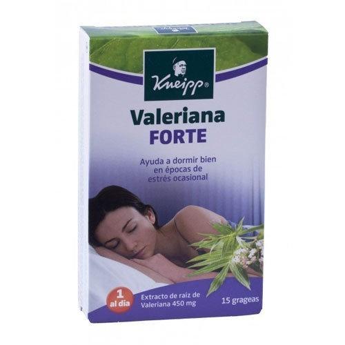 Valeriana Forte Ayuda Aldescanso 30 Grageas