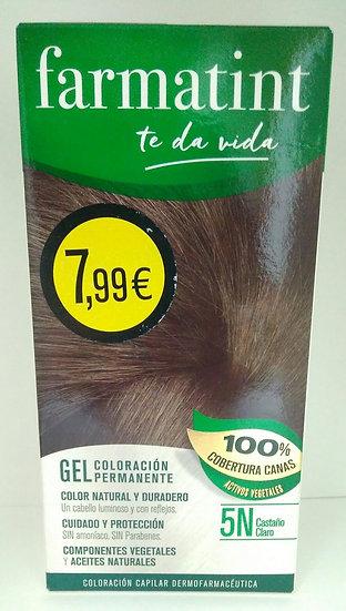 Farmatint135 Ml Castaño Claro