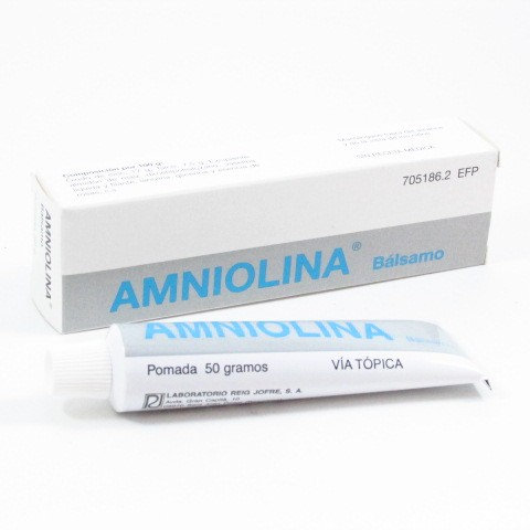 Amniolinapom 1 Tubo 50 G