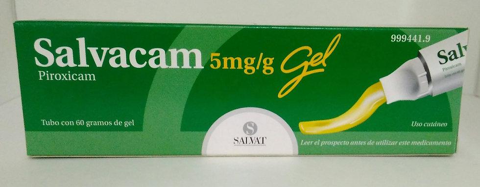 Salvacam5 Mg/G Gel Cutaneo 1 Tub
