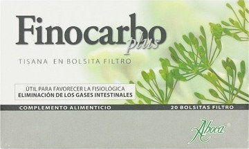 Finocarbo Plus Tisana20 Bolsitas