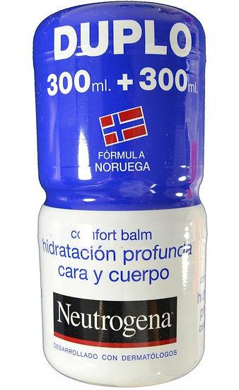 Neutrogena Comfort Balmcara Y Cuerpo 300 Ml + 3