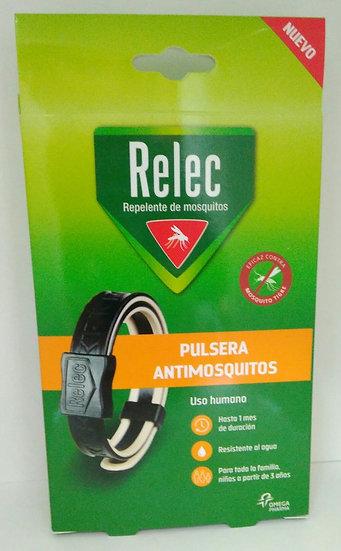 Relec Pulsera Repelente