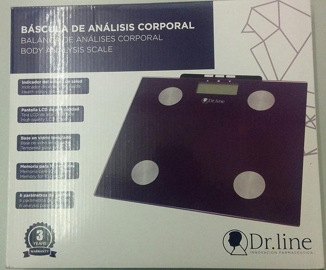 Bascula Analisis Corporadr Line 1 U