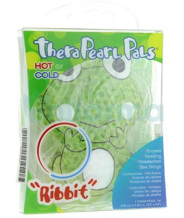 Thera Pearl Pals Ribbit1 Bolsa