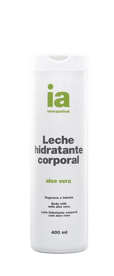 Interapothek Leche Corpo400 Ml