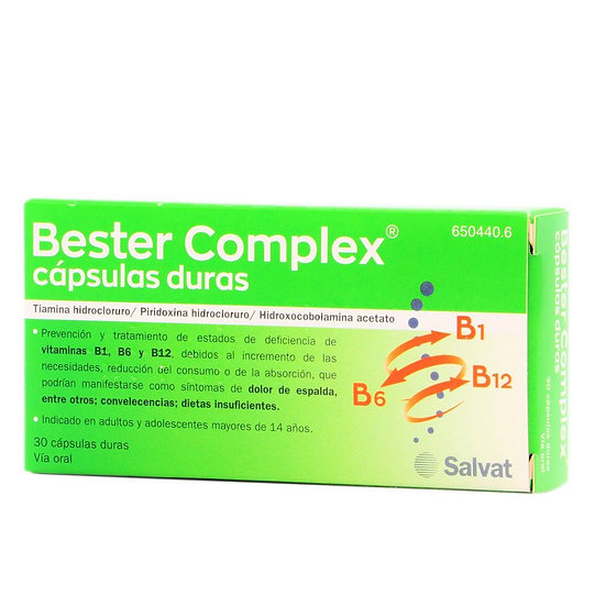 Bester Complex30 Caps