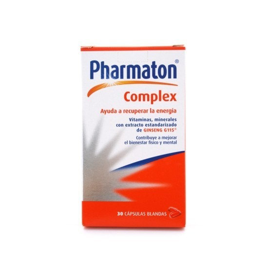 Pharmaton Complex Caps30 Caps