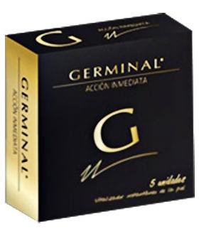 Germinal Accion Inmediatpieles Secas 5Ud