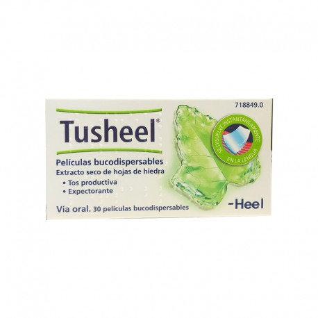 Tusheel30 Pelis Bucodisps