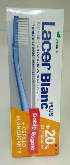 Lacerblanc Plus D-Menta125+ 25Ml + Cepillo
