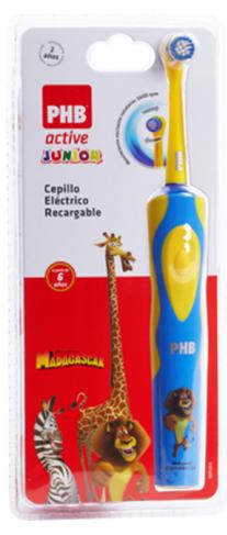 Cepillo Dental Electricophb Active Junior Azul