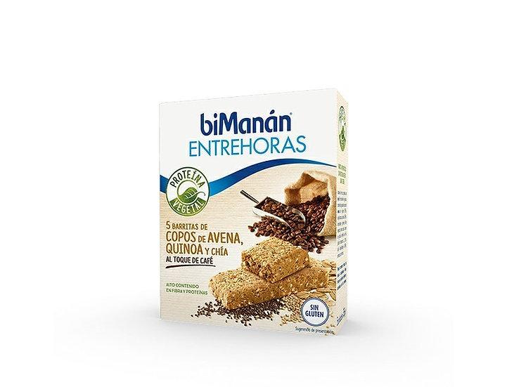 Bimanan Entre Horas Copos De Avena Quinoa Y Cafe