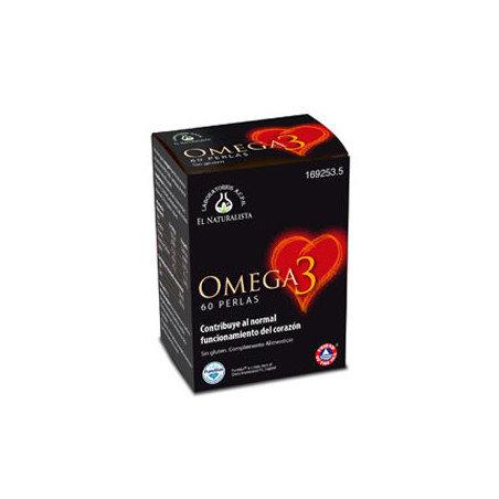 Omega 3 El Naturalista60 Perlas