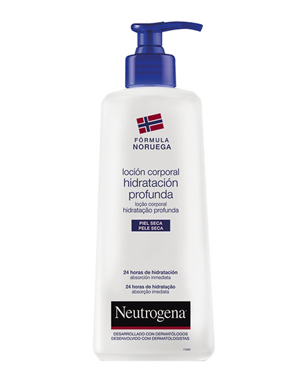 Neutrogena Formula Noruelocion Corporal Piel Sec