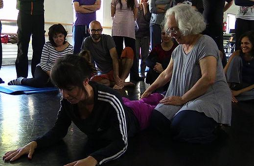 Body-Mind Centering: Bonnie Bainbridge Cohen
