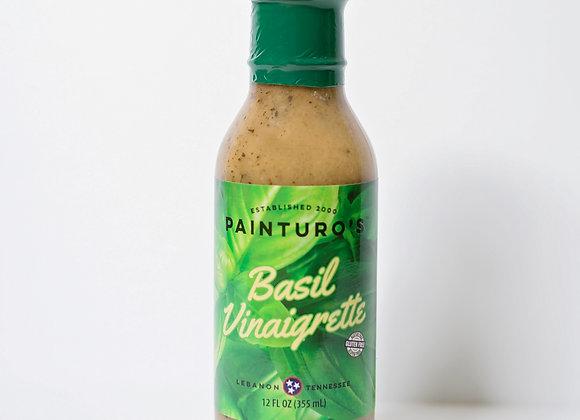 Basil Vinaigrette Dressing