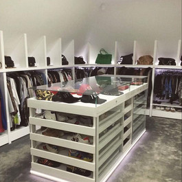 Design & Build - Dressing Room