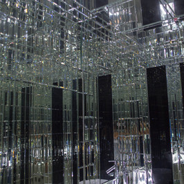 Design & Build - Mirror Bathroom Ceiling